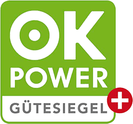 ok-power-plus Siegel